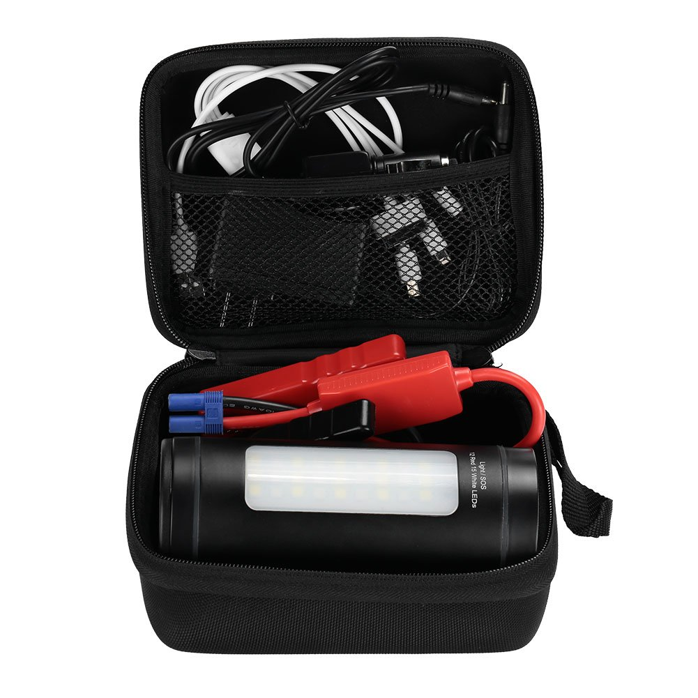 Sedeta 12000mah Multi-Function Car Jump Starter Battery Booster Pack power bank with Smart Safety Protection for outdor emergency