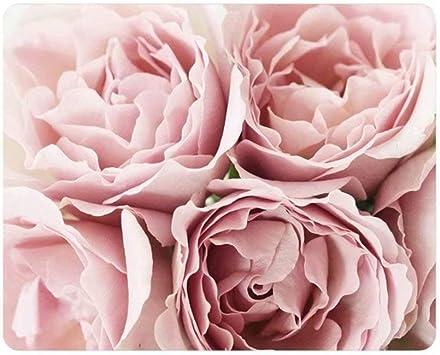 Pink Roses Mousepad Mouse Pad Mat