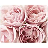 Mouse Pad Pink Roses 36230 Oblong Shaped Mouse Mat Design Natural Eco Rubber Durable Computer Desk Stationery Accessories Mou
