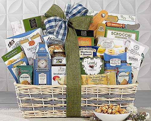 Wine Country Gift Baskets Gourmet Feast Perfect For Family, Friends, Co-Workers, Loved Ones and Clients. A Great Gift This Holiday Season by Wine Country Gift Baskets (Image #1)