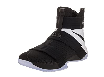 new concept 89748 ff210 ... usa nike lebron soldier 10 sfg mens hi top basketball trainers 844378  sneakers shoes us 8