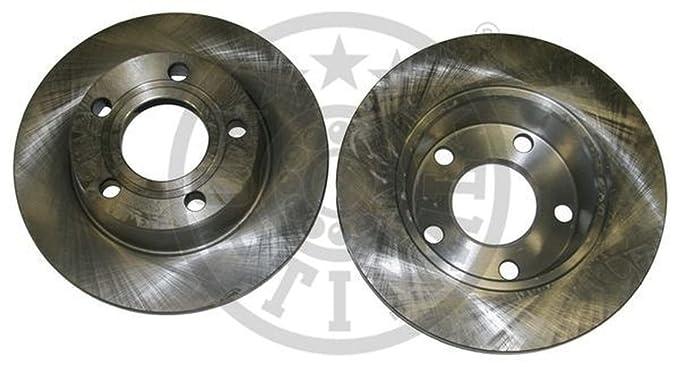 2x Bremsscheibe Bremse ATE 24.0110-0259.1