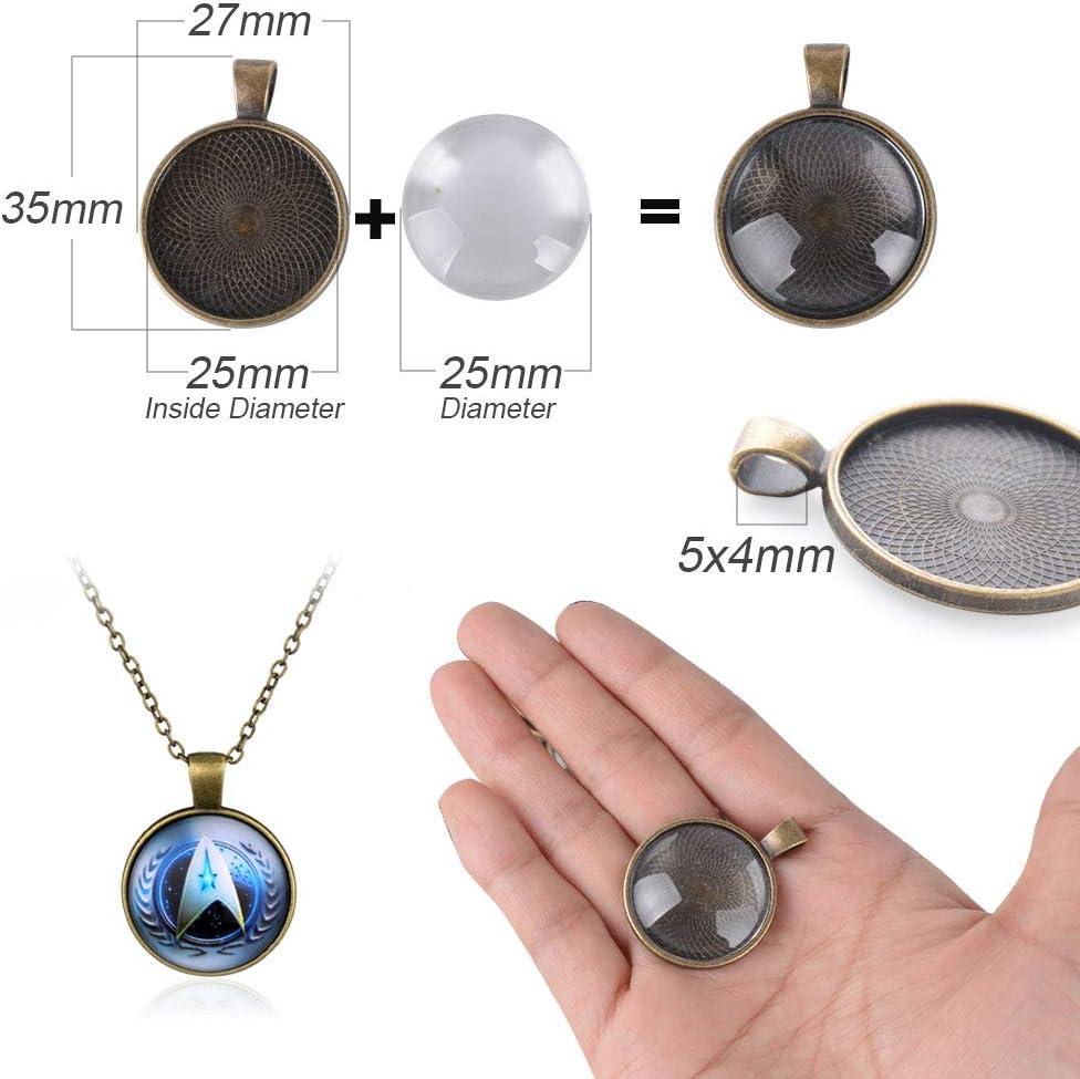 Set de 100pcs Pendentif Plume pour Fabrication de Bijoux DIY Collier //