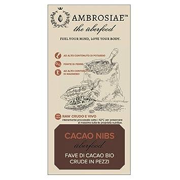 Ambrosiae Uberfood Cacao Nibs