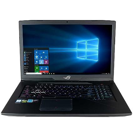 CUK ROG Strix Scar Thin & Light Gamer Notebook (Intel i7-8750H, 32GB