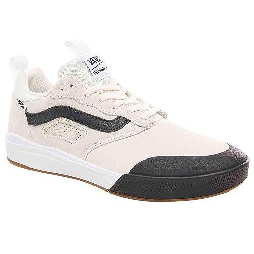 6893332d51c Vans UltraRange Pro Shoes UK 9 Marshmallow Black  Amazon.co.uk  Shoes   Bags