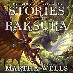 Stories of the Raksura, Volume 2 Audiobook