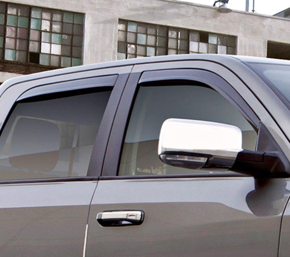 Auto Ventshade 894040 Ventvisor Low Profile Deflector 4 4 Piece.