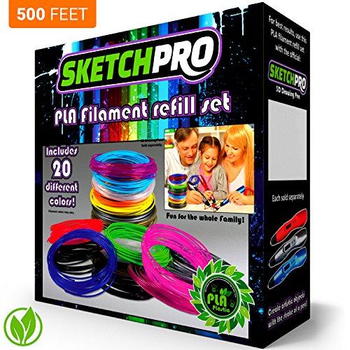 NONTOXIC Pen Filament Refill Kit product image
