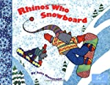 Rhinos Who Snowboard, Julie Mammano, 0811845702