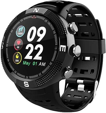 Amazon.com: Sundengyuey F18 - Reloj inteligente GPS para ...