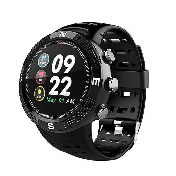 Amazon.com: sundengyuey F18 GPS Smart Watch Call Reminder ...