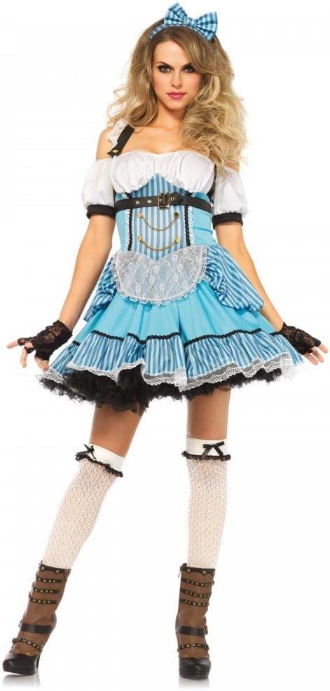 shoperama Rebel Miss Alicia en el país de Las Maravillas Disfraz ...