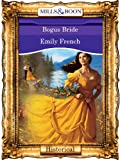 Bogus Bride by Emily French front cover