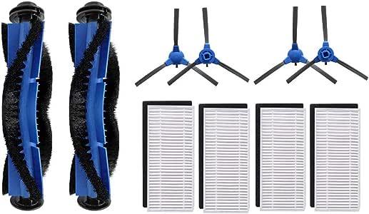 LAMASA - Piezas de repuesto para robot aspirador Eufy 30C/15C/Eufy 11S/RoboVac 30: Amazon.es: Hogar