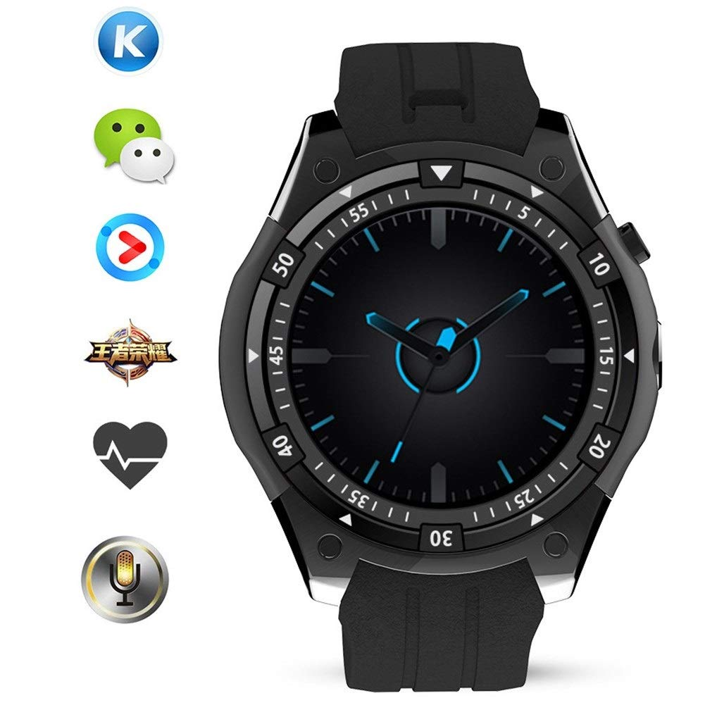 GCENG X100 Smart Watch Apoyo BT4.0 WiFi/4G/GPS/8GB/16 GB Android 5 ...