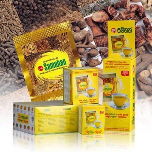 Link Samahan Natural Herbal Tea, 30 Teabags