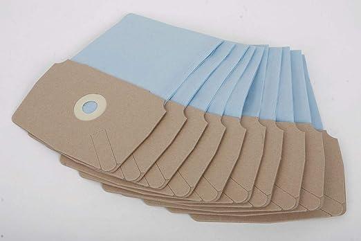 10 bolsas para aspiradoras Electrolux D748, D765, D768, D770, D795 ...