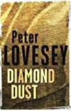 Front cover for the book Diamond Dust by Peter Lovesey