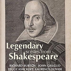 Legendary Scenes from Shakespeare Performance