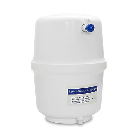 smardy 4 galones (15,14 litros) depósito de agua tanque + Grifo de ...