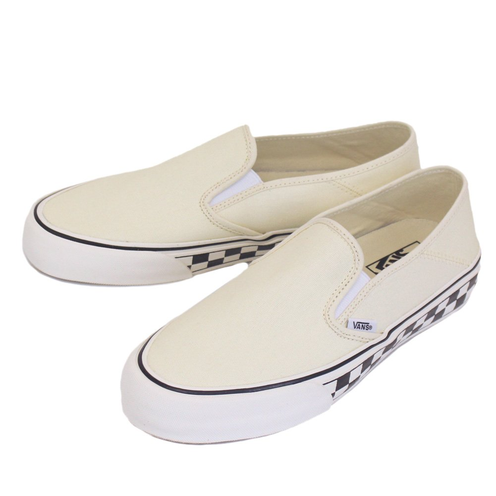 Vans Slip-on(Tm) Core Classics Sf Classic White/Checker