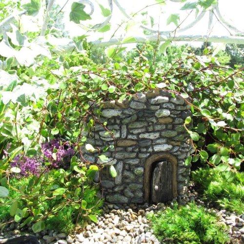Fairy Garden Country Stone Planter -