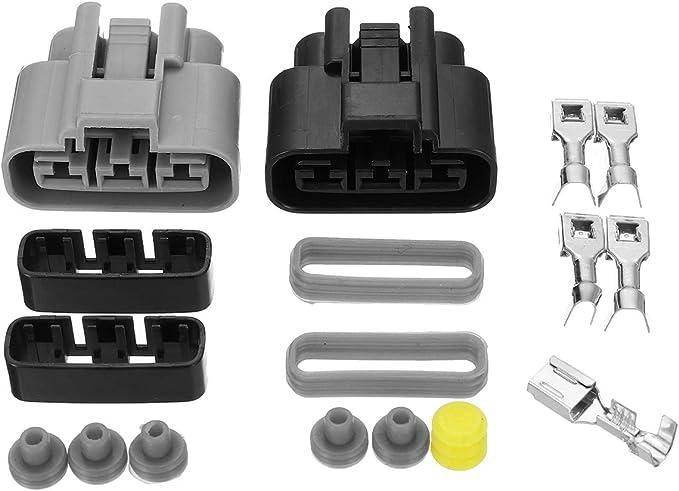 YONGYAO Regulador De Voltaje Universal Kit De Conector ...