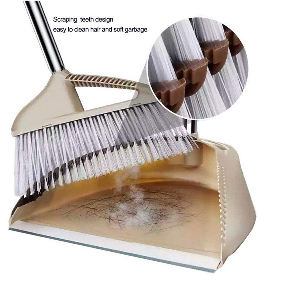 Zk&Lsa Wassersprühmopp und Besen Leistungsstarke Kombination Home Reinigungswerkzeuge Boden Boden Boden Glas Kehren und Wischen,Broom B07DYF63HG Besen 8aa24b