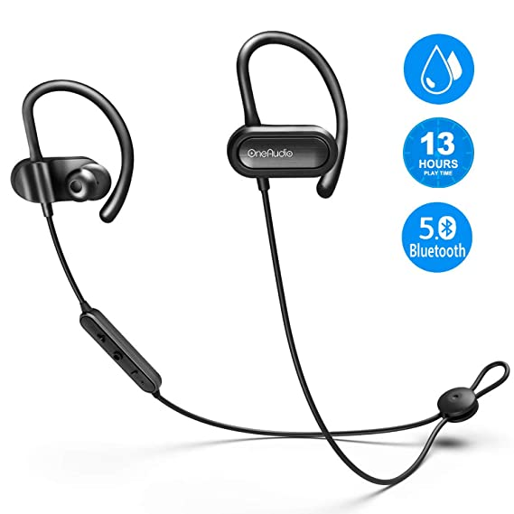 OneAudio Bluetooth Headphones In Ear 60b9eb8f61d66