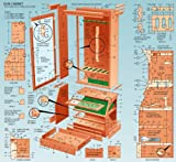 #3 - Gun Cabinet for Firearms Plans and