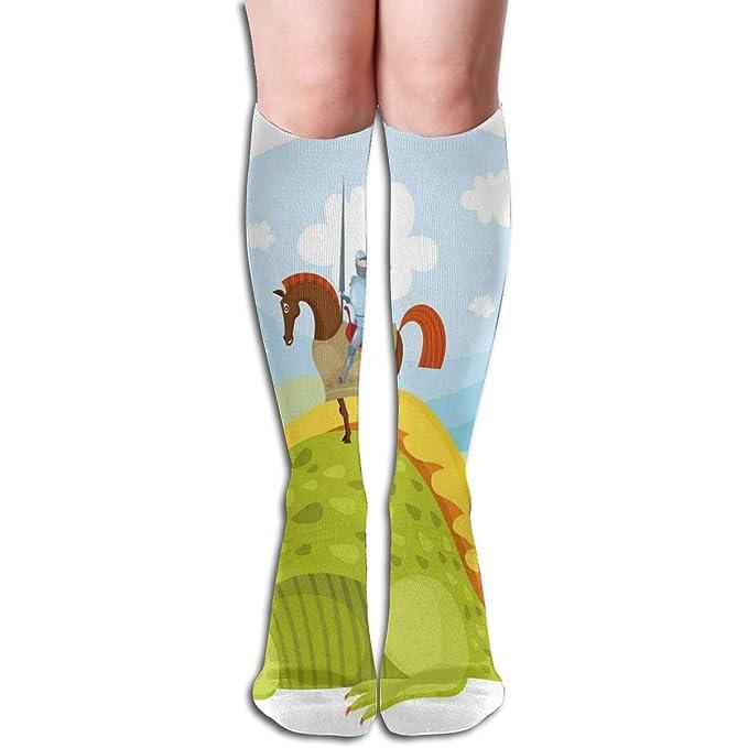 Amazon.com: Calcetines de compresión graduados para hombres ...