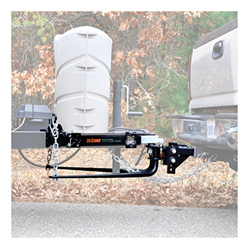 Curt Manufacturing CURT 17222 Round Bar Weight Distribution Hitch Kit