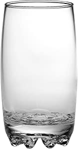 Bormioli Rocco Galassia Tumbler Beverage Glasses, Set of 6