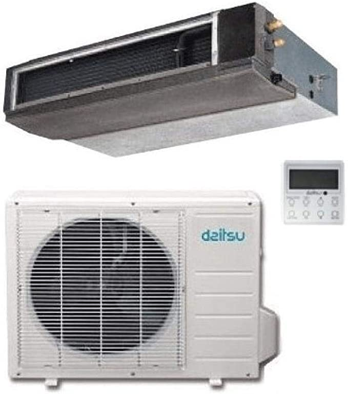 Daitsu Aire Acondicionado por Conductos Acd24ki-db 6000 FG/h R32 Inverter A++/a+: Amazon.es: Hogar