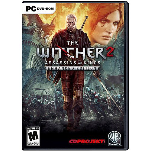 WITCHER 2:ASSASSINS OF KINGS ENHANCED (The Witcher 2 Assassins Of Kings Enhanced)