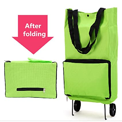 Grandes Oxford portátil plegable reutilizable bolsa de ...