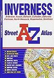 img - for Inverness Street Atlas (A-Z Street Atlas) book / textbook / text book