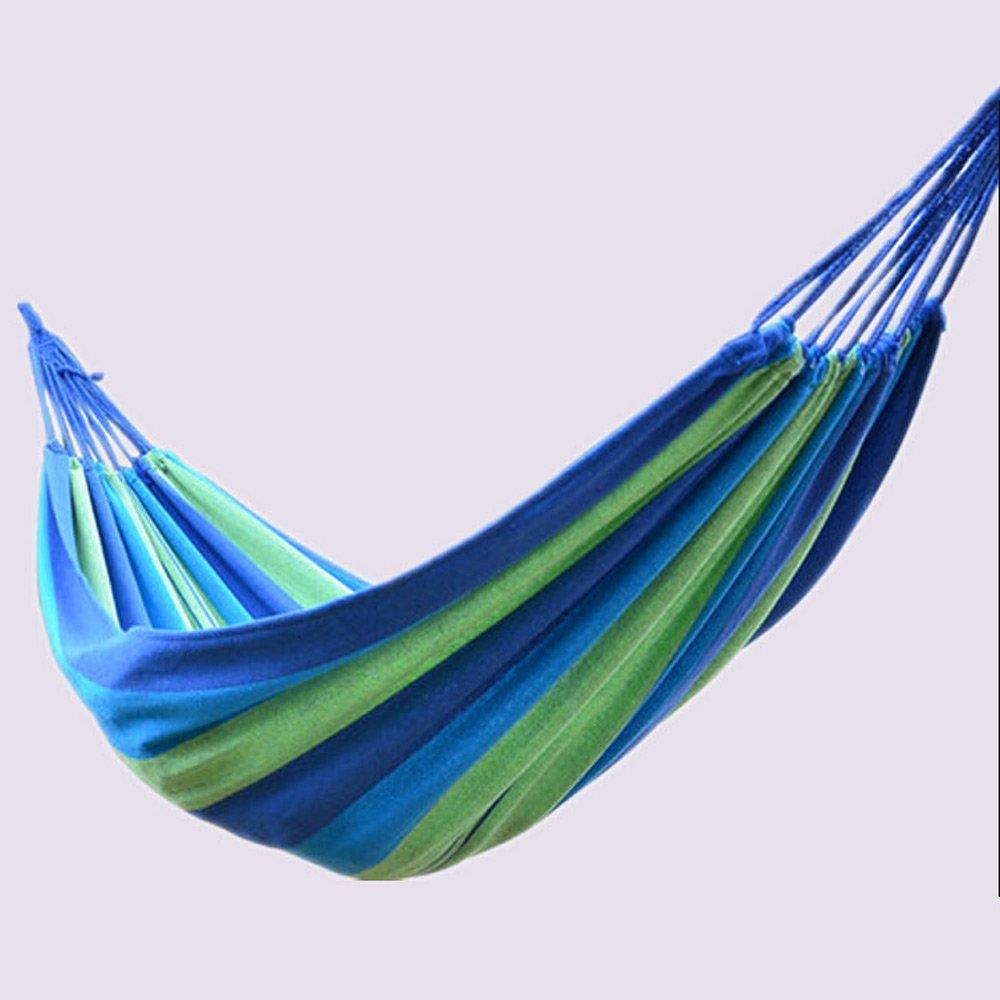 YY Hängematte Hängematte Outdoor Portable Camping Tourismus 1-2 Personen 2 Farbe 2 Größe Optional