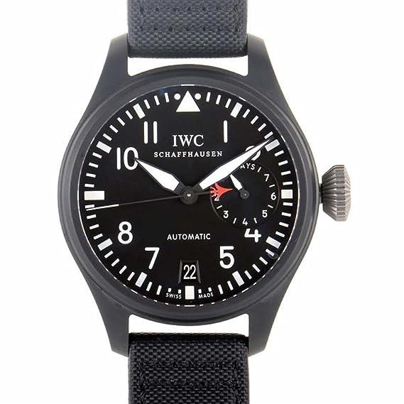 IWC Pilot automatic-self-wind Mens Reloj IW501901 (Certificado) de segunda mano
