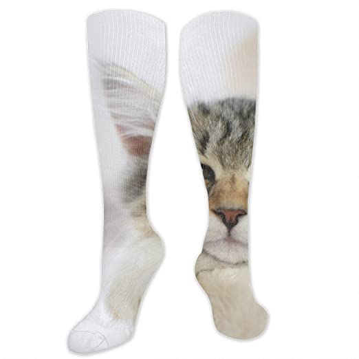 Compression Socks for Women and Men Animal Cats Compression Stockings Best  for Running 42a227a5fc