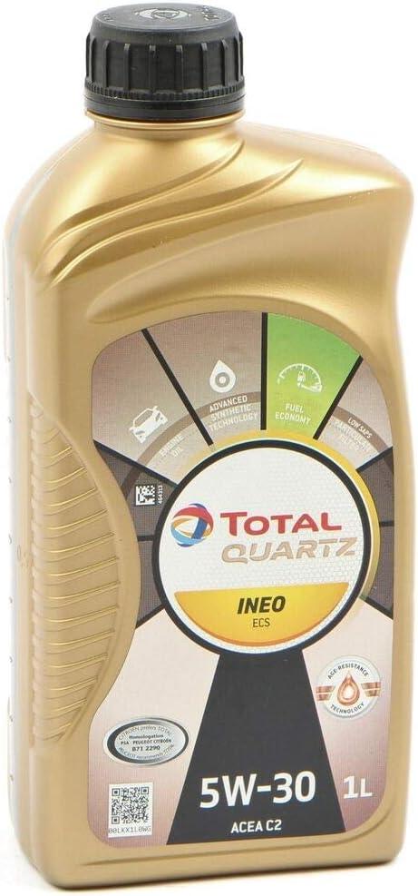 Total Quartz Ineo Ecs 5w 30 Motorenöl 1 Liter Auto