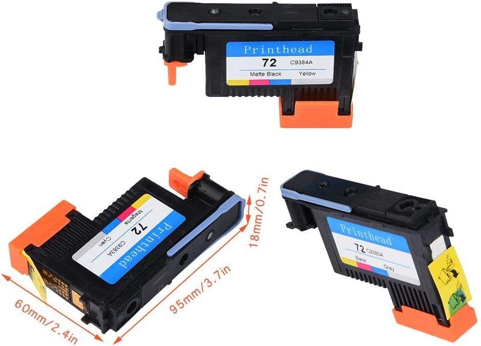 Tosuny Cabezal de impresión HP Designjet T610 T770 T795 T790 ...