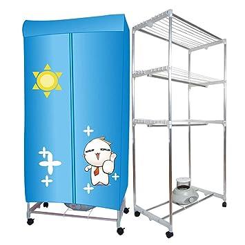 Secadora eléctrica de ropa en el interior Secadora de secado rápido por aire, secadora,