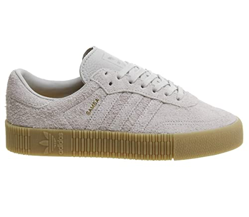 0560d99f7719a adidas Sambarose W Sneaker Donna B37860 Grey  Amazon.it  Scarpe e borse