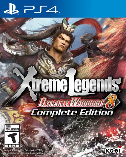 Xtreme Legends Dynasty Warriors 8 for PS4 - 1