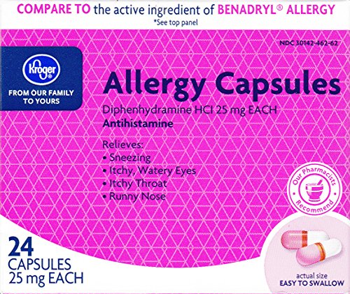 kroger-allergy-capsules-diphenhydramine-hcl-25-mg-24-ct-compare-to-active-ingredient-of-benadryl-all