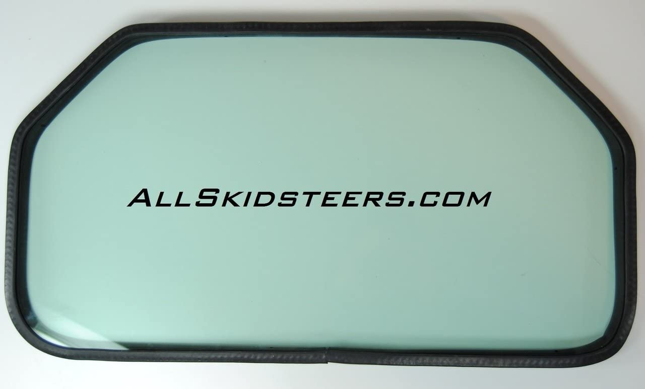 6717874 Skid Steer Loader Rear Window Poly Bobcat 751 753 763 773 863 864 873