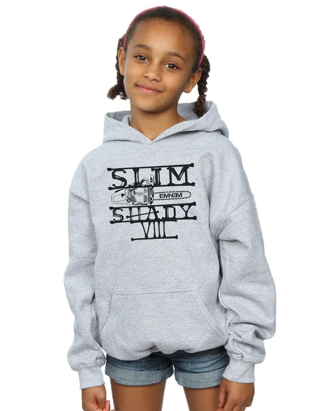 7911de5628c6c2 Galleon absolute cult eminem girls slim shady chainsaw hoodie sport grey  years jpg 1100x1400 Slim shady