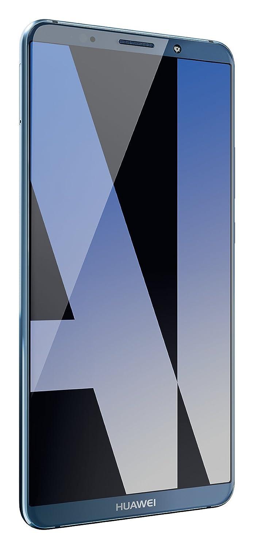 Huawei Mate 10 Pro (Dual-SIM) 128GB BLA-L29 (GSM Only, No CDMA) Factory  Unlocked 4G Smartphone (Midnight Blue) - International Version